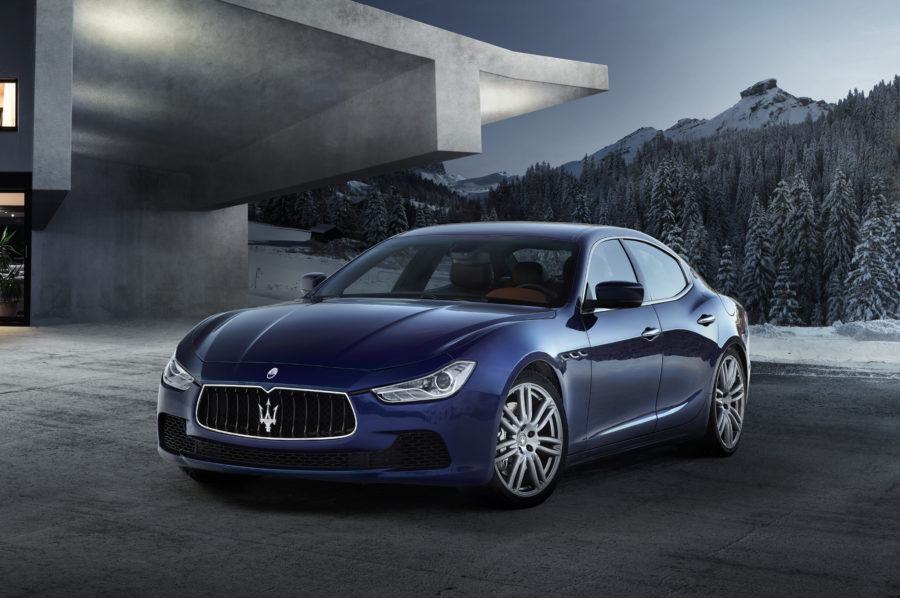 Maserati Ghibli — S Q4