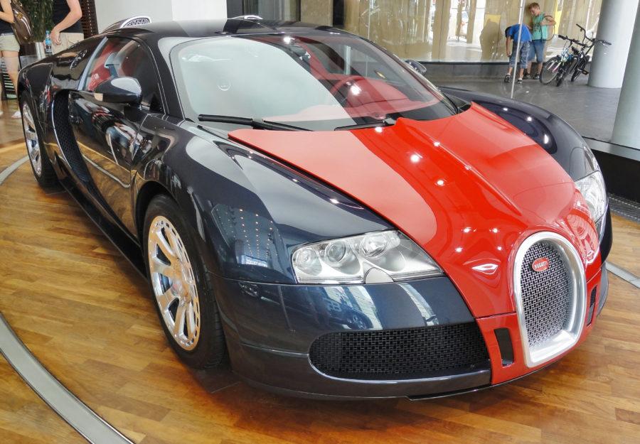 Bugatti Veyron Hermes