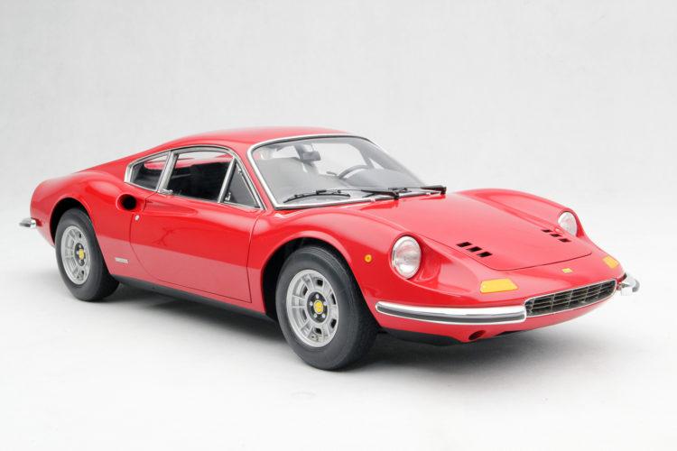Модель Dino 246GT