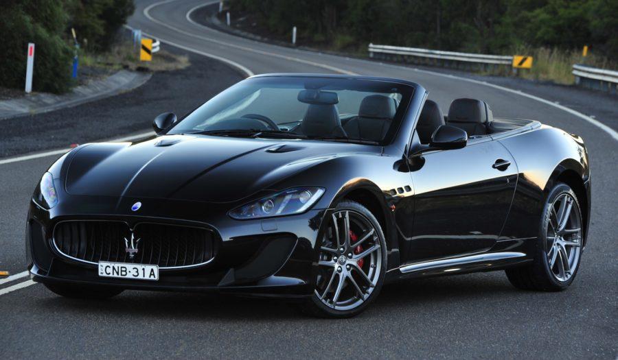 Maserati GranCabrio — кабриолет