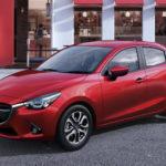 Автомобиль Mazda 2