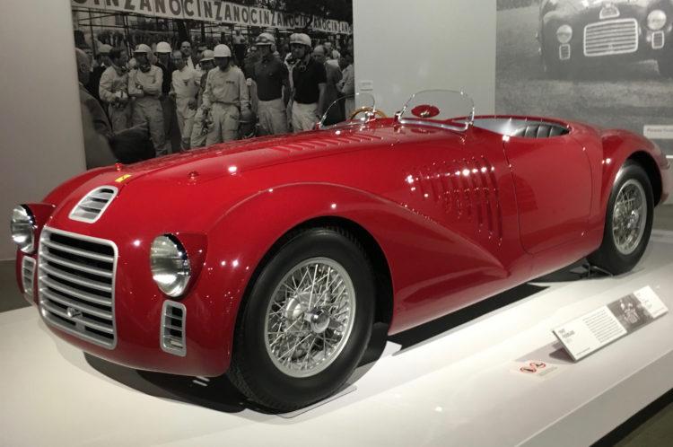 Феррари-125 GT