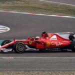 Ferrari болид 2017 года